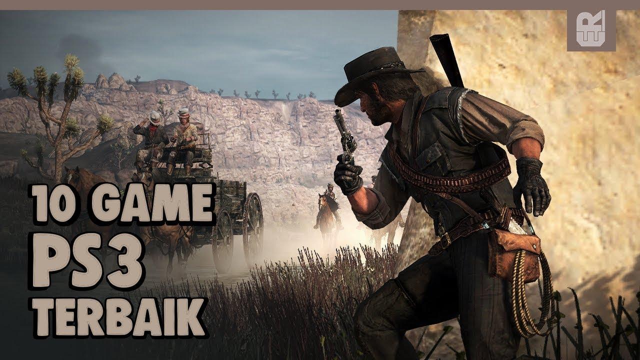 10 Game PS3 Terbaik - YouTube