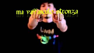 MA VAFFANCULO STRONZA [SLIDE BASSE FREQUENZE] RAP ITALIANO 2013