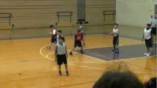 hoop force vs thunder i9 basketball game 1 8 12 12