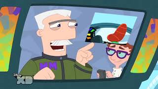 "Phineas and Ferb - ""The Great Indoors"" (Season 3)"