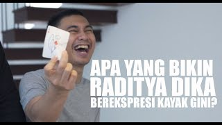 Card to impossible location feat Raditya Dika