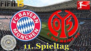 Video Gol Pertandingan FC Bayern Munchen vs Mainz FC