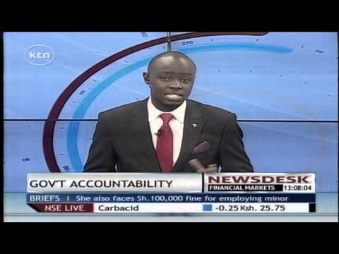 Institute Of Certified Public Accountants Challenges Government Agencies To Keep Audited Acconts