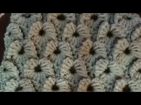 Punto Crochet All Uncinetto.Punto Corona All Uncinetto Youtube