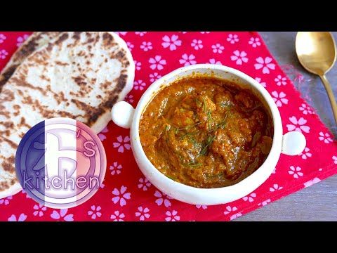 poulet-au-beurre-et-curry-|-recette-indienne-|-wa's-kitchen