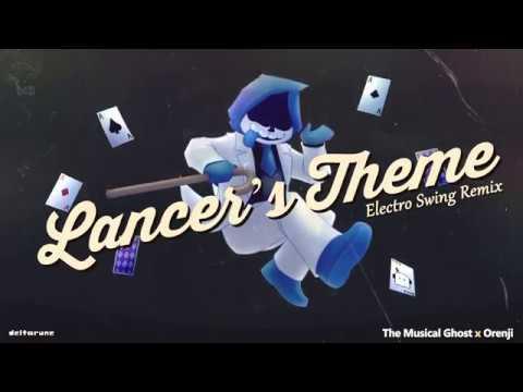 TMG & Orenji   Deltarune - Lancer's Theme [Electro Swing]