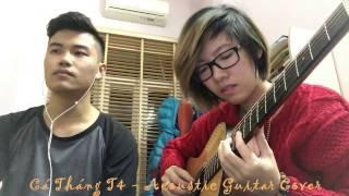 Tháng tư là lời nói dối của em - Guitar acoustic cover