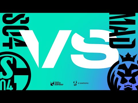 LEC Spring 2020 - S04 vs MAD - W7D1