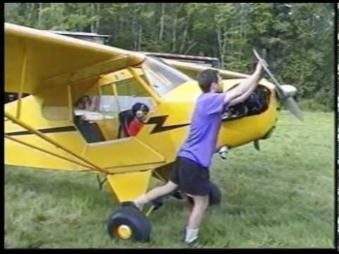 The Yellow Airplane | Kids Learn to Fly