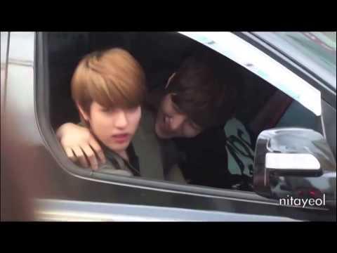 [HD] MyungYeol funny moments!