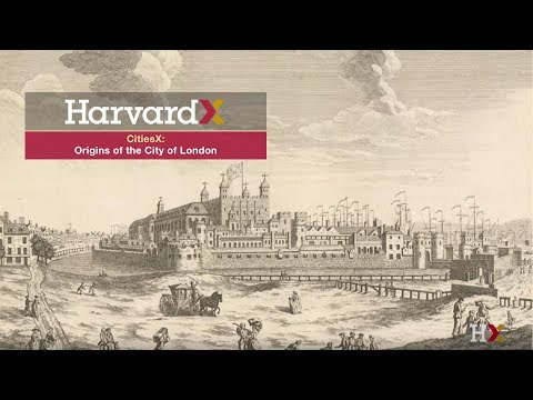 Trade and the City - The Power of the Mercantile City - Origins of the City of London