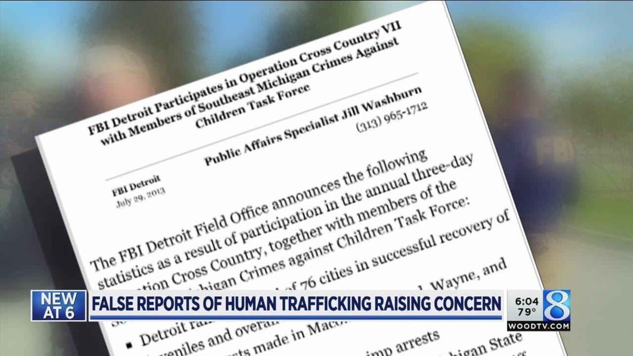 Human trafficking in Michigan: Myths debunked