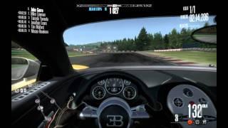 2010 Bugatti Veyron 16.4 Grand Sport in Sardinia Videos