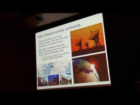 Dame Wendy Hall keynote at #WebSci14