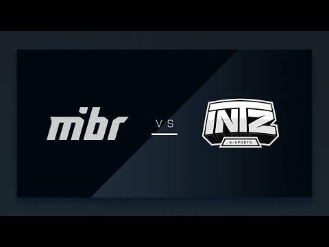 CS:GO - MIBR vs. INTZ [Dust2] Map 1 - NA Matchday 4 - ESL Pro League Season 8