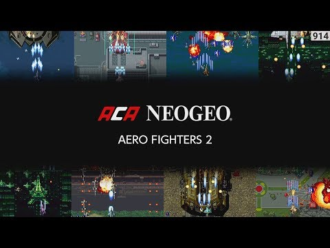 ACA NeoGeo Aero Fighters 2 - Stage 1 - Xbox One - Gameplay