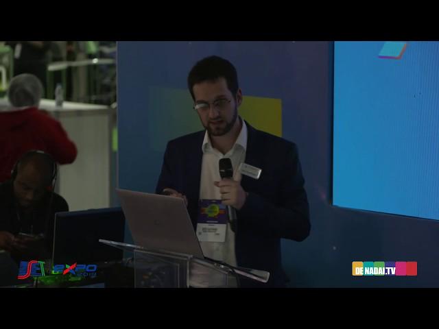 Infraestruturas Virtualizadas e Geodispersas para Exibição - Boris Kauffman – Imagine Communications
