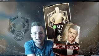 OMG! Best FIFA Mobile Pack Ever!! Man of The Year Pack Opening! 97 MOTY Cristiano Ronaldo Pull!