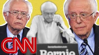 Why is Bernie Sanders stuck in neutral?