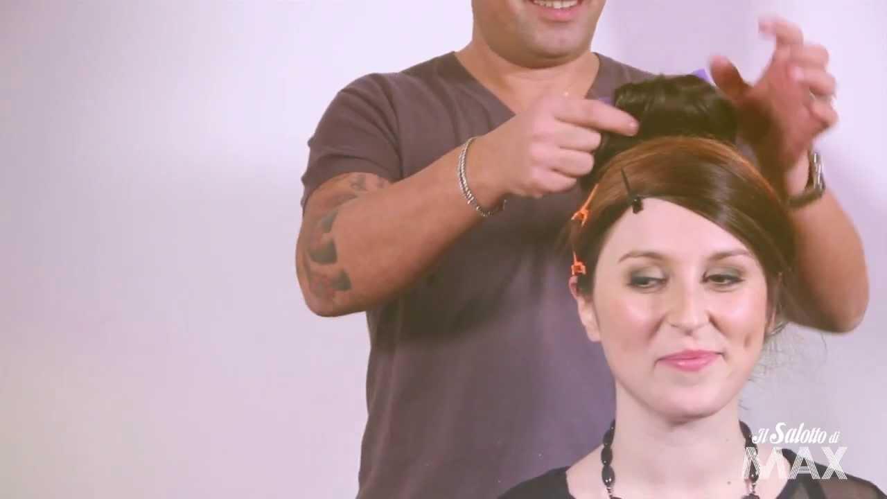 Asciugare i capelli per farli lisci