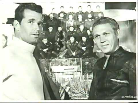 Clint Eastwood talks about James Garner - retrospective