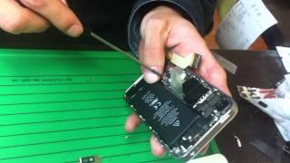 아이폰4s 분해동영상, 강남 아이폰수리, 분당 아이폰수…