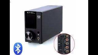 sMSL AD18 80 Вт на канал - Звуковая карта или ЦАПУсилитель с AliExpress
