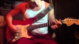Lil Jon - Lets Go / Crazy Train [Real Official Song + Guitar Cover] AWESOME!