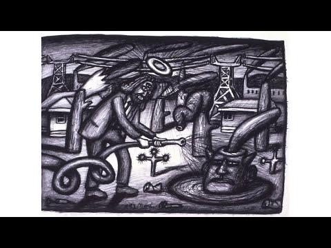 art.afterhours - Reg Mombassa aka Chris O'Doherty
