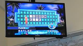 WHEEL OF FORTUNE - 4-25-19