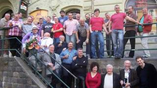 2. My archive photos - My friendly bunch in Prague - Czech Republic