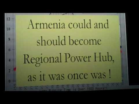 RENEWABLE ENERGY IN ARMENIA  WORKSHOP PART 1