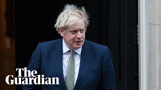 Boris Johnson takes questions in parliament - watch live