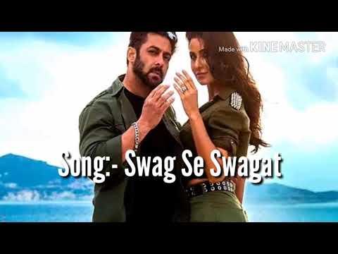 Song :- Swag Se Swagat (Tiger Zinda Hai)