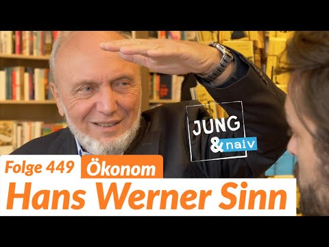 Ökonom Hans Werner Sinn - Jung & Naiv: Folge 449
