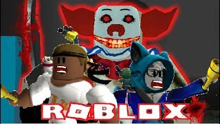LTL | MISS MOUTH CHALLENGE CLOWNS TAKE TEACHING | Roblox | The Clown Killings Part 2 | co/op LTbebinngao