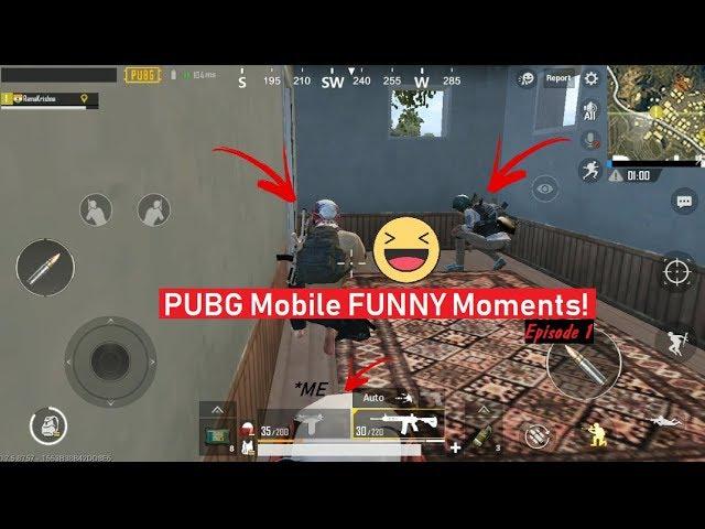 PUBG Mobile Funny Moments | EPISODE 1 | Rama Krishna