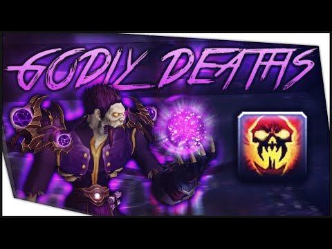BFA Shadow Priest PvP - GODLY DEATHS!!
