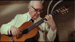 Leyenda by Albeniz in HD  - Andres Segovia
