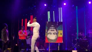 Stonebwoy goes Crazy at his independence Concert