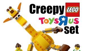 """CREEPY LEGO Toys""""R""""Us exclsuive 2016 set revealed!"""