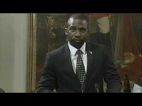 2017-2018 Senate of The Bahamas Proceedings 26th June 2017 (Afternoon Session)