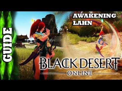 Black Desert Online - Guide - Lahn A Wakening