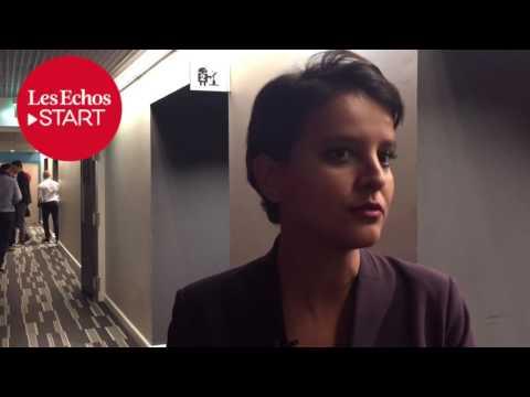 Rencontre avec Najat Vallaud-Belkacem, ministre de l'Education nationale