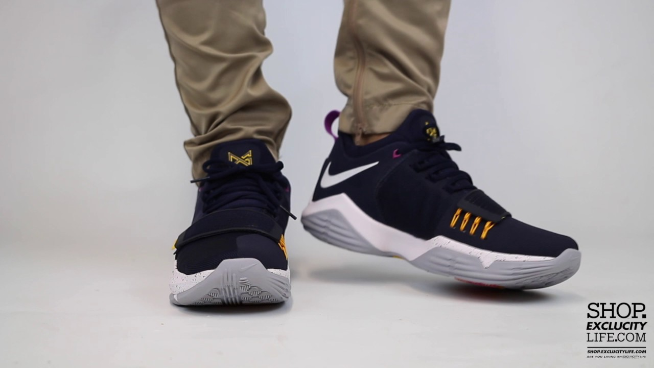 save off bd908 aaf10 Nike Paul George 1