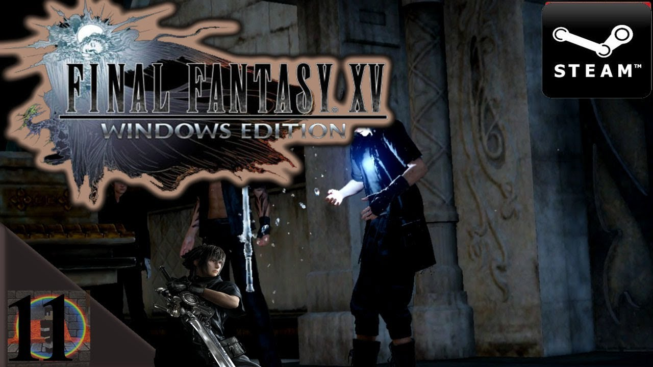 Final Fantasy 15 Waffen