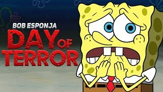 BOB ESPONJA DAY OF TERROR