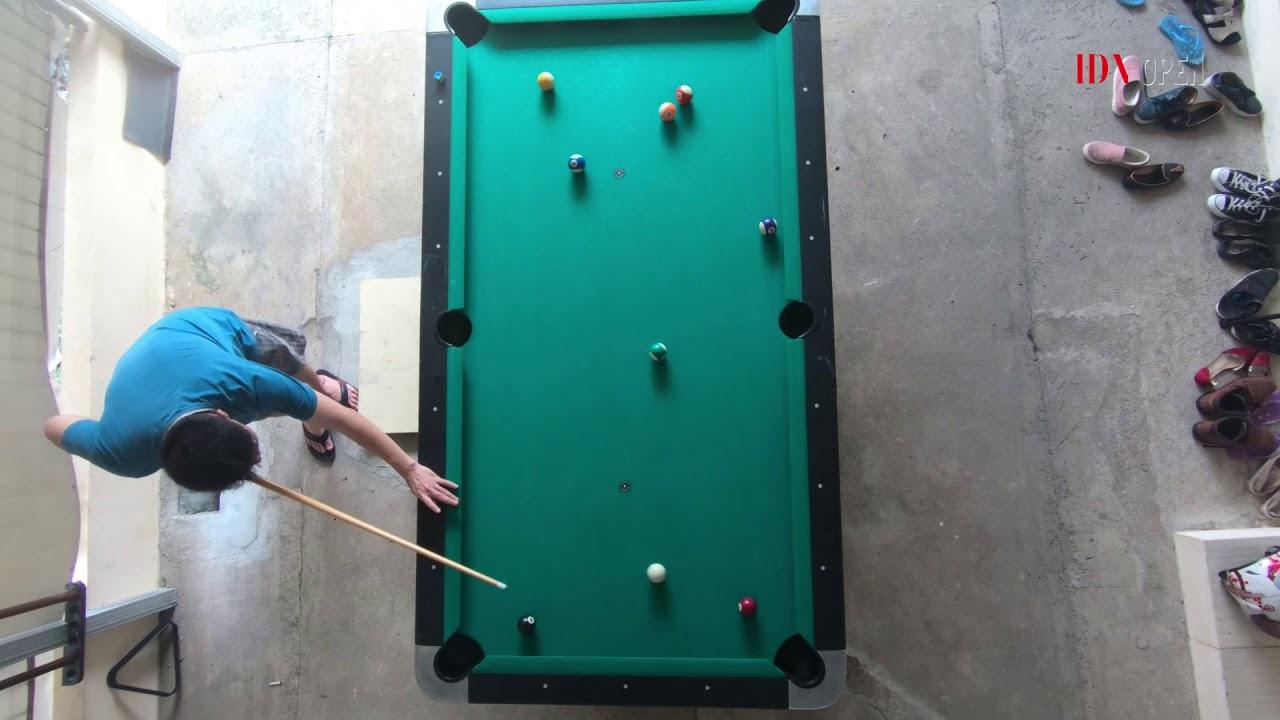 Peraturan Billiard Bola 8