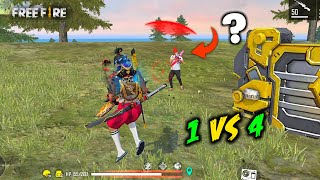 Really OverPower Solo vs Squad Ajjubhai AWM Gameplay - Garena Free Fire