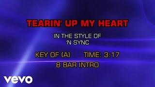 Nsync Tearin' Up My Heart Karaoke